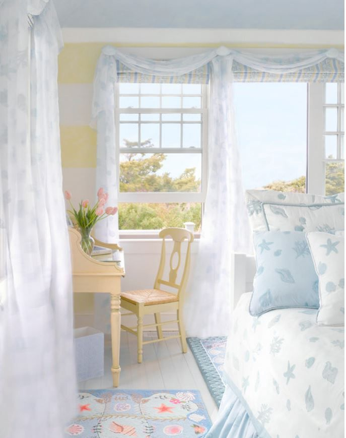 a dreamy seaside cottage - Beach Cottage Decorations