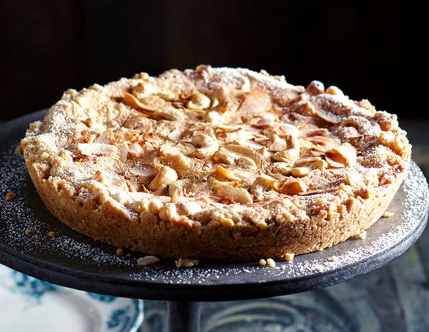 Bourbon-Nut-Pie Rezept | LECKER