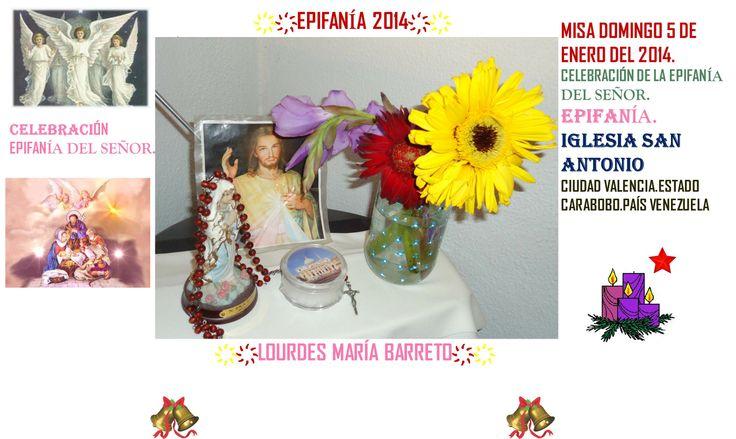 LAS MARGARITAS QUE ME REGALARON HOY DOMINGO 5 DE DICIEMBRE DEL 2014. ES EL DIA DE LA EPIFANIA DEL SEÑOR. PARTE 4  +♠LOURDES MARIA BARRETO+♠