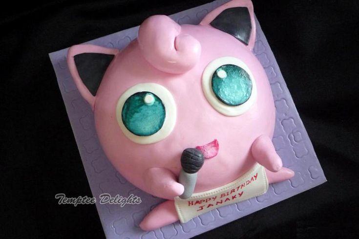 Cake Images Ramesh : Jigglypuff Cake - Cake by Anupama Ramesh Novelty Cakes ...