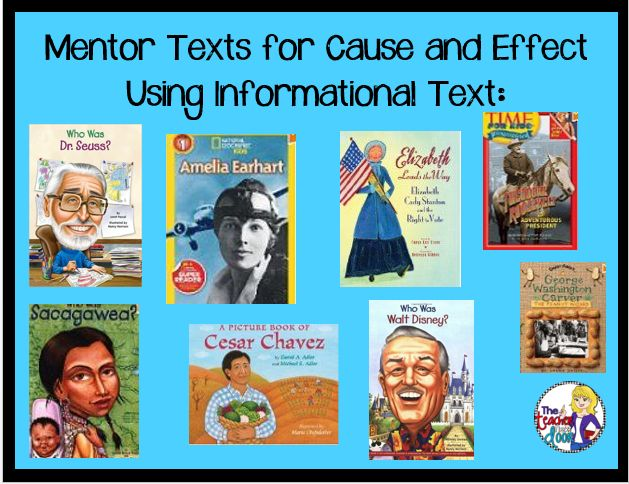 how to teach informational text to elementary students