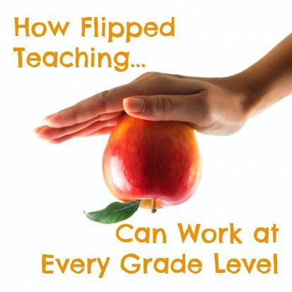 Flipped Teaching in the Younger Grades. #weareteachers