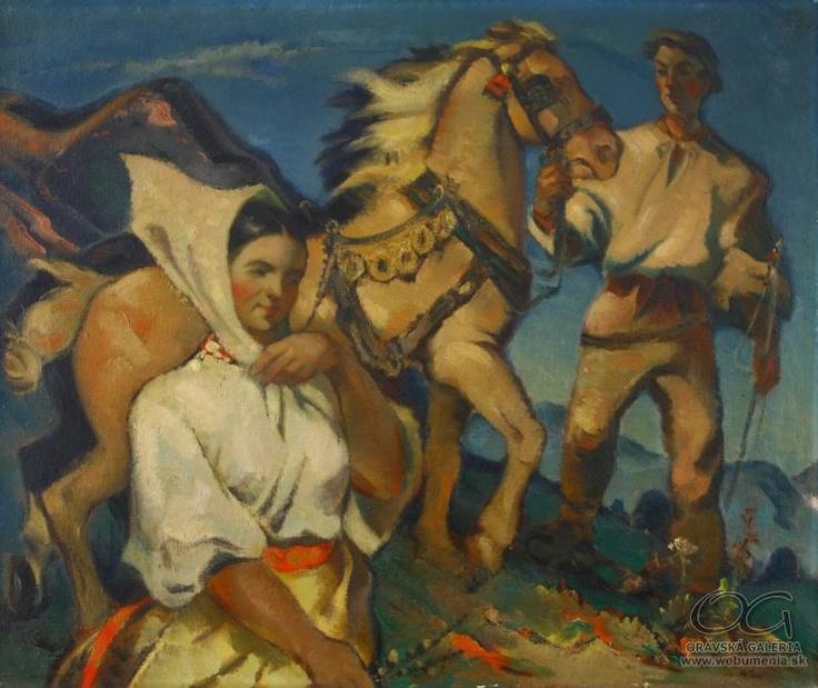 Martin Benka, Stretnutie 1942