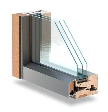 3D rendering smartwin compact #passive #passief #passiv #kozijn #window #fenster