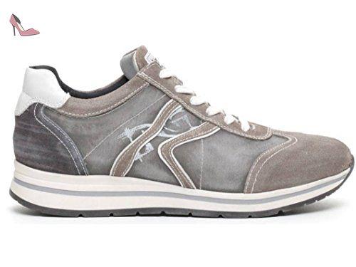 Noir jardins a503751u 100Noir polacchine Chaussures à lacets homme - Noir - noir, 41 EU