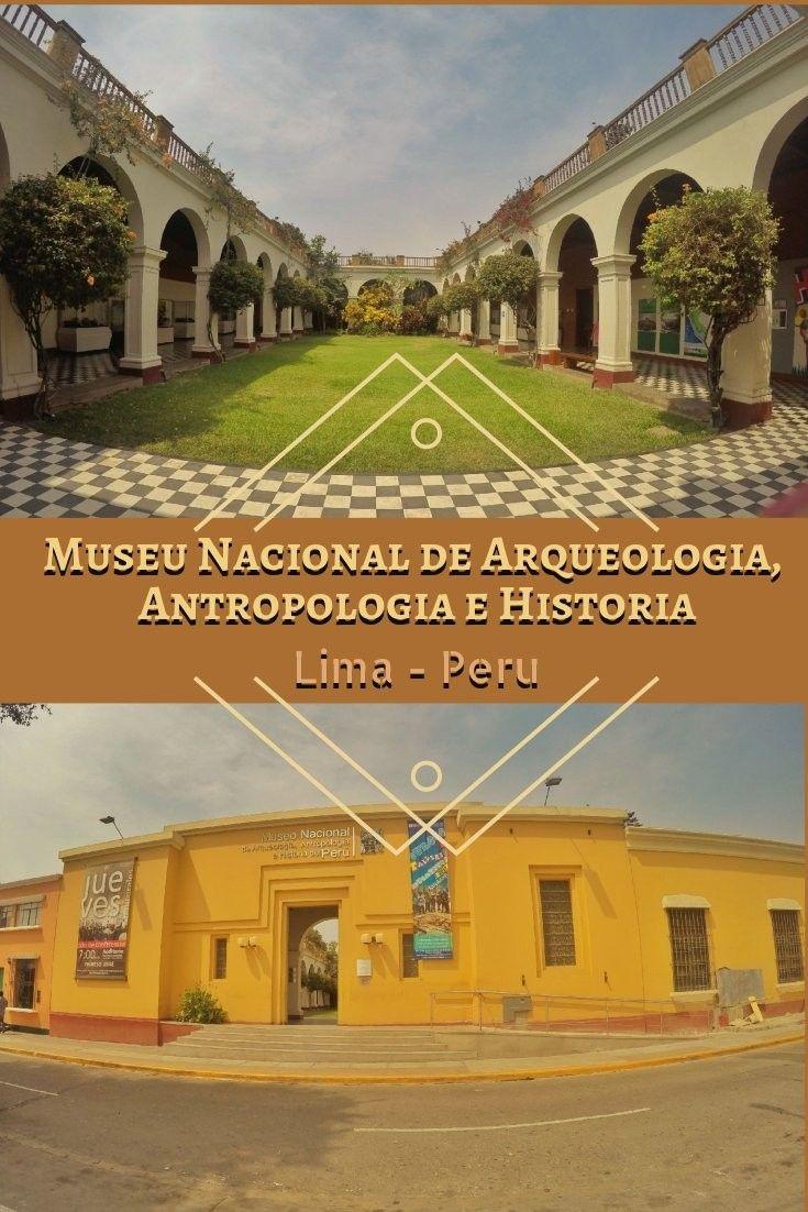 Conhecendo o Museu Nacional de Arqueologia, Antropologia e História de Lima com crianças