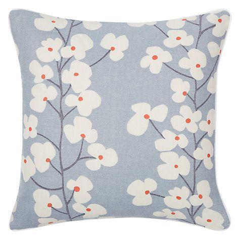 Buy John Lewis Wallflower Cushion Online at johnlewis.com £25