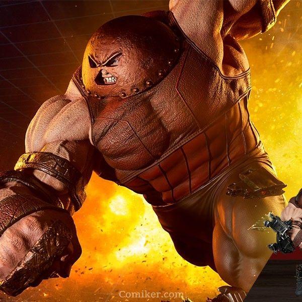 Juggernaut Marvel Maquette I 2020