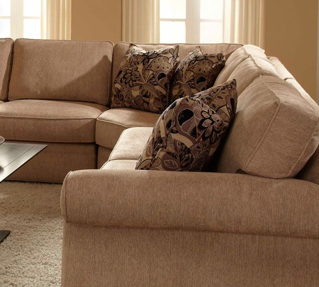 Veronica 6170 Sectional | Broyhill