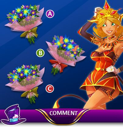 Oh no... Queen bought 3 flower bouquets but one is not the same!  Can you spot the odd flower bouquet... Leave your answer below. #puzzle #brainteaser