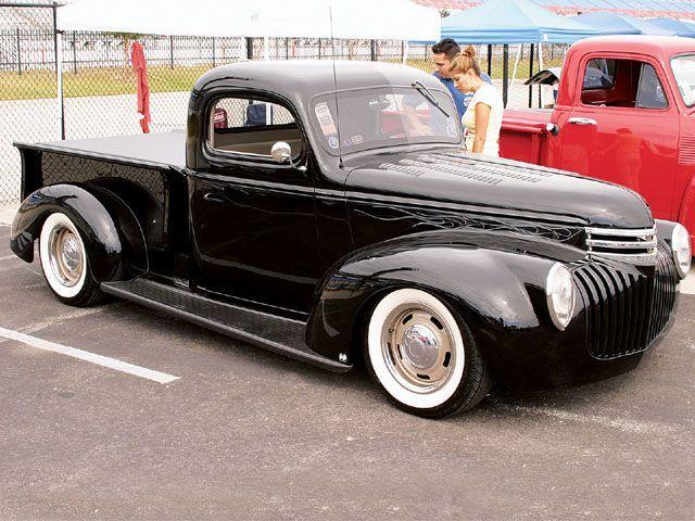 1946 chevy pickup | Goodguys 12Th Lonestar Nationals 1946 Chevy Truck Photo 2