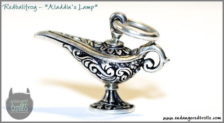 Redbalifrog Aladdin's Lamp