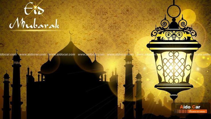 Chers fans, chers clients, à l'occasion de la fin du Ramadan 2017, l'équipe Aido Car vous souhaite Eid Mubarak Said 🌙🎉💐🌙