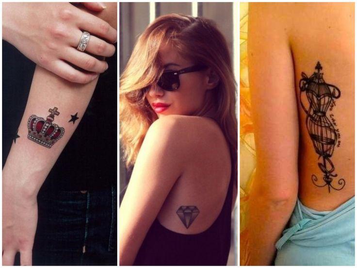 posti nascosti per tatuaggi - Cerca con Google