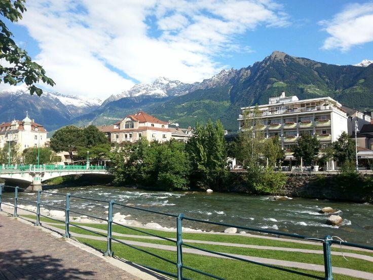 Meran / Merano in Bolzano, Trentino - Alto Adige