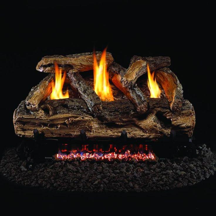 Fireplace Design pilot light fireplace : 56 best Gas Log Sets images on Pinterest
