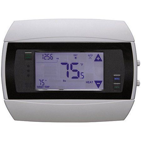 Radio Thermostat Ct50 Smart Thermostat U Snap Module Not Included