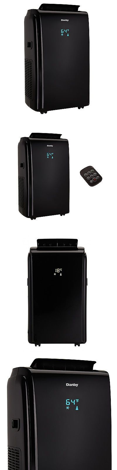 Air Conditioners 69202: Danby 12000 Btu 3-In-1 Portable Air Conditioner And Dehumidifier + Remote, Black -> BUY IT NOW ONLY: $324.99 on eBay!