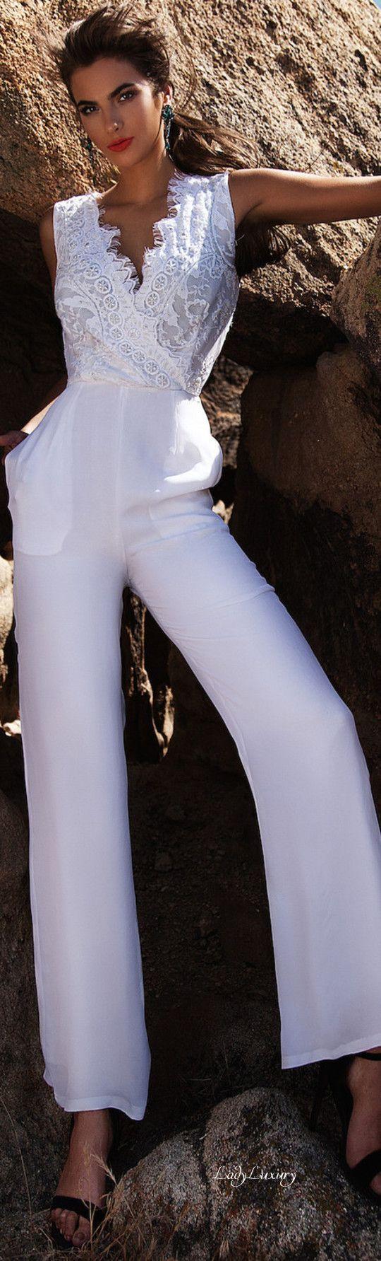 Lurelly Paris Jumpsuit | LadyLuxuryDesigns