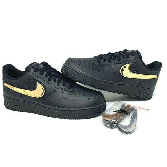 Nike Air Force 1 07 LV8 3 Removable Swoosh - NEW | Mens nike ...