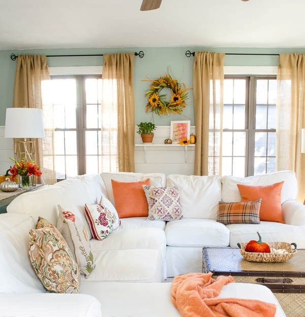 Autumn Home Decor | Autumn Home Decorating Designs - Tampa Homes For Sale