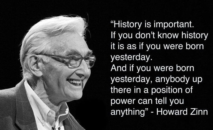 Image result for howard zinn quotes
