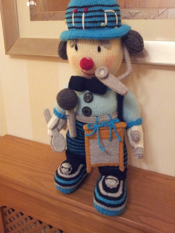 Knitting Patterns Toys Jean Greenhowe : Best images about amigorumis on pinterest free