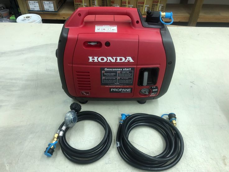 We Used This DIY Kit To Convert Our Generator To Propane