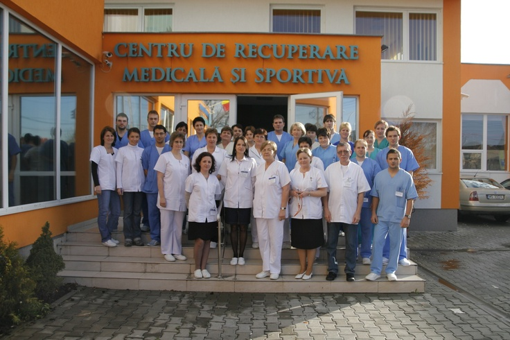 Centru de Recuperare Medicala si Sportiva Nova Vita