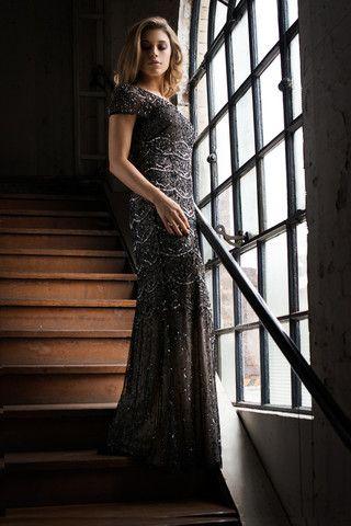 Jennifer Gown - Black