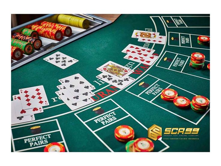 permainan casino and judi game online