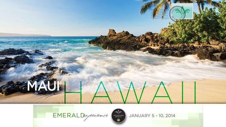 2014 Jeunesse Emerald Hawai Promotion