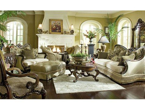 Fine Living Room Furniture
