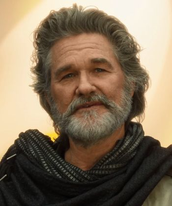 Ego | Marvel Cinematic / Kurt Russell