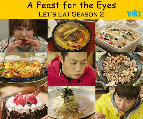 Calling all foodies! Treat your taste buds with the delightful finale of Let's Eat Season 2