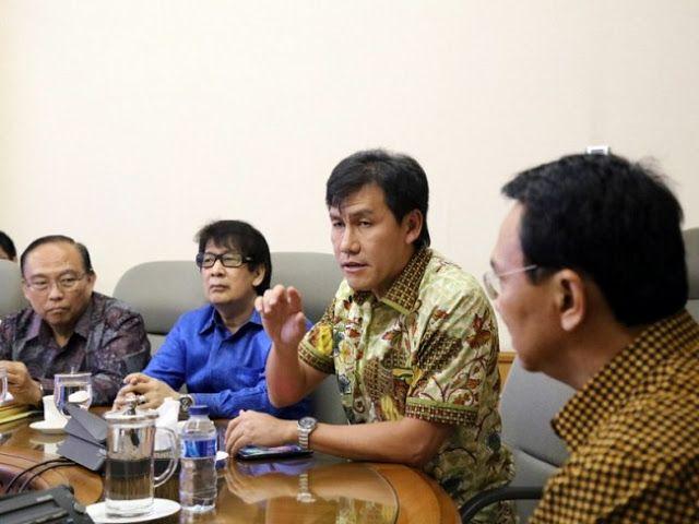 AHOK Takut Terseret Kasus Sanusi-Ariesman, Ahok Mulai Ancam Agung Podomoro!!! - Berita Hangat