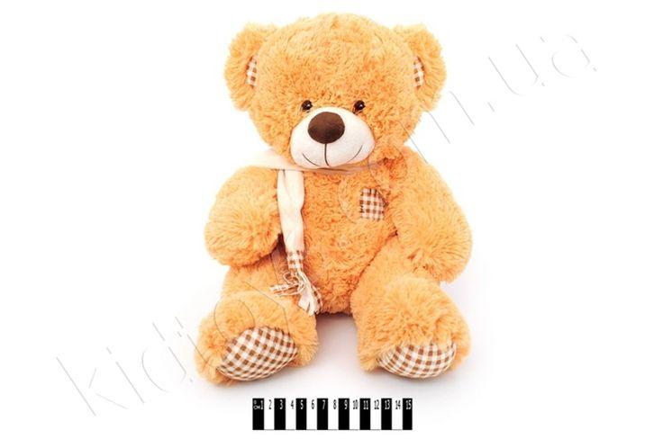 Ведмедик з шарфом муз. S-JY327140 SK, куклы беби бон, игрушки для новорожденных киев, каталог кукол, скачать настольные игры для компьютера, одежда для детей киев, игры для про животных
