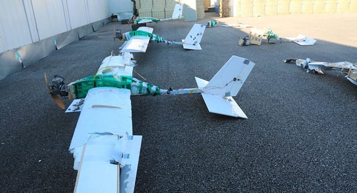 ©                     Photo: Russian Defense Ministry   In an interview with Sputnik, Turkish military analysts commented on the drones recently launched by terrorists at the Russian military facilities in Hmeymim and Tartus in Syria. Earlier, the Russian Defense ...