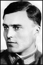 Claus von Stauffenberg : Nazi Germany