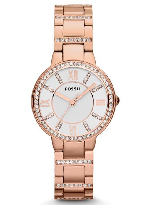 Hafif ve bir o kadarda kullanışlı bir saat modeli bu Fossil ES3284 modelidir.    http://www.saat10.com/model/9851/fossil-es3284--bayan-kol-saati.aspx