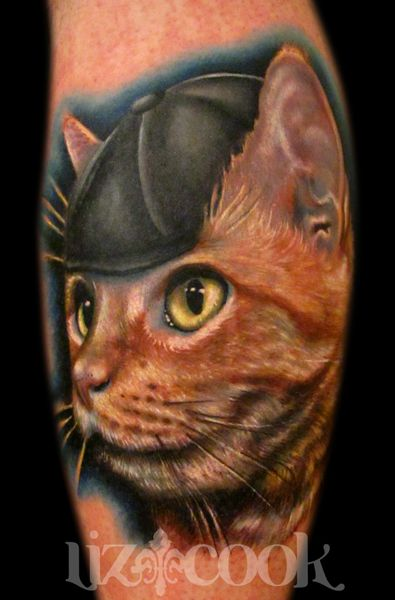 All in favor of getting this tattoo say Meow!