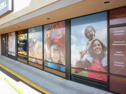 Best Window Graphic Decals Images On Pinterest Shop Windows - Window decals for dental office