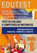 In perspectiva schimbarilor majore din invatamantul preuniversitar, evaluarea competentelor matematice se instituie ca mijloc de formare a elevului si de observare a evolutiei performantelor sale, reprezentand o parte integranta a procesului de invatamant si nu ceva suprapus acestuia.