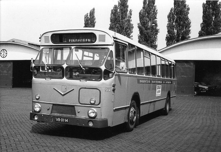 Volvo Verheul BBA bus 914 Tilburg