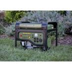 Sportsman 4,000-Watt Gasoline Powered Portable Generator with RV Outlet 801187 at The Home Depot - Mobile