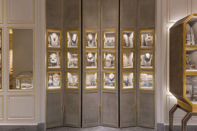 Bergdorf Goodman's Heavenly New Jewelry Salon Is Open  - TownandCountryMag.com