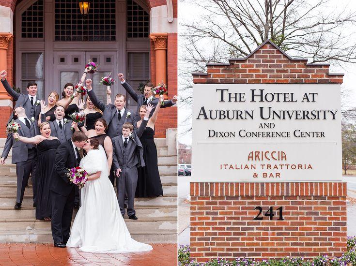 The Hotel at Auburn University | Alabama Wedding