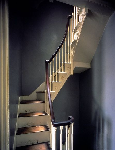 North Stair at Monticello