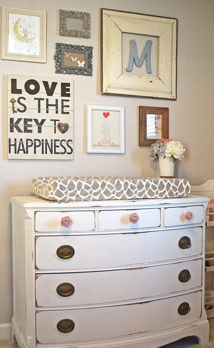 I think something like this would be really pretty over our master bed.