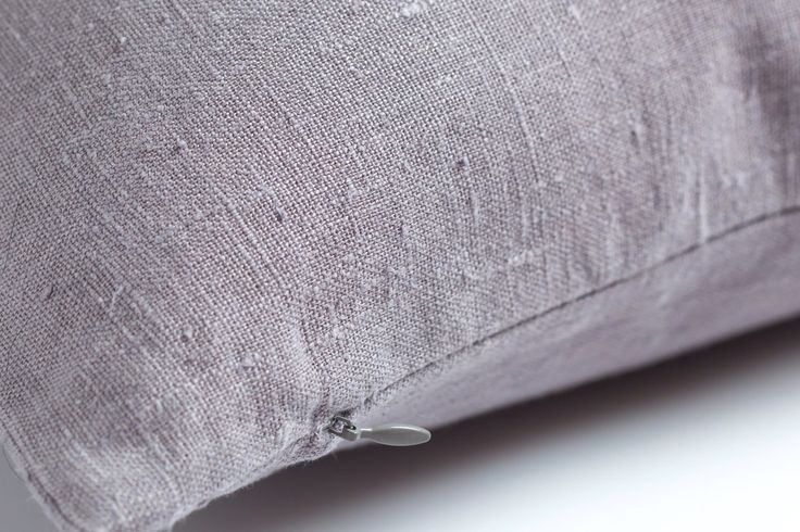 Light grey linen pillow / stonewashed linen pillow / decorative linen pillow / luxury linen pillow / grey linen pillow /rustic linen cushion by LUMODECO on Etsy https://www.etsy.com/listing/490583574/light-grey-linen-pillow-stonewashed